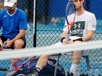 Murray en Nishikori haken af voor Australian Open