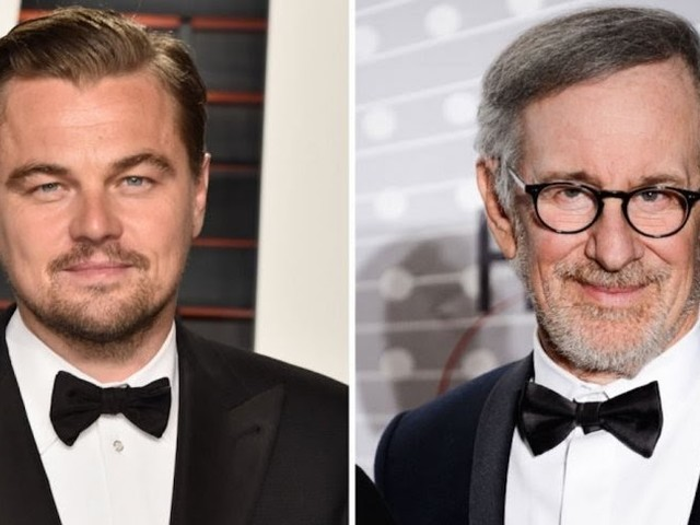 "Spielberg and DiCaprio May Reteam for ""Grant"""