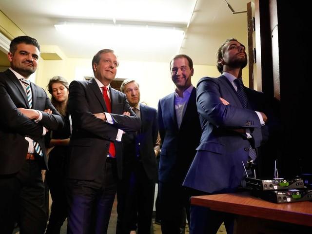 Harde kritiek op verkiezingsdebat dat ontaardt in 'hanengevecht'