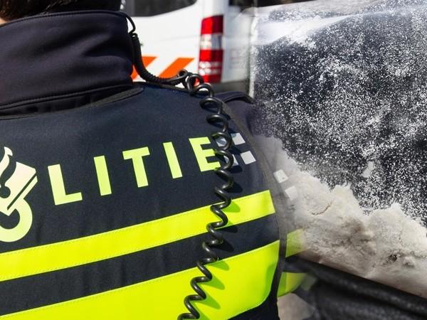 Hengeloërs in Vriezenveen gepakt voor drugshandel