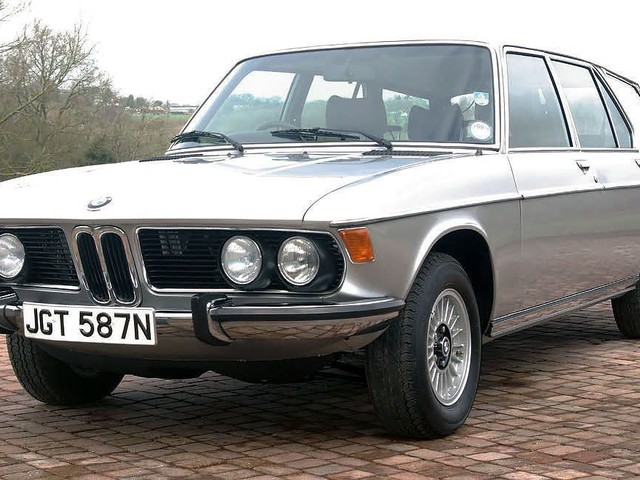 Funky BMW 3.0Si Touring Conversion up for sale