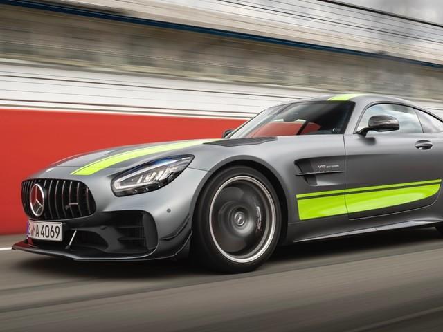 2020 Mercedes-AMG GT R Pro starts at $200,645