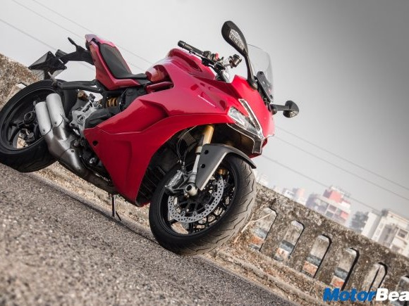 Ducati SuperSport, SuperSport S To Be Recalled In India For Faulty Hose