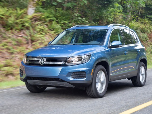 Volkswagen Tiguan Limited goes away after 2018