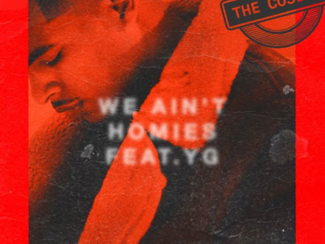 "YG Joins Arin Ray On ""We Ain't Homies (Remix)"""