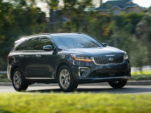 2019 Kia Sorento Diesel could arrive by the end of the year