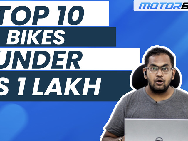 Top 10 Bikes Under Rs. 1 Lakh – Hindi [Video]