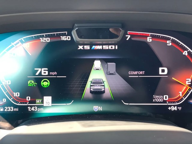 Video: BMW Assisted Driving View Looks Cool and Useful