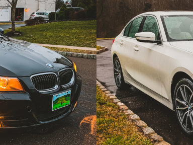 Battle Of The Threes: G20 vs E90 3 Series