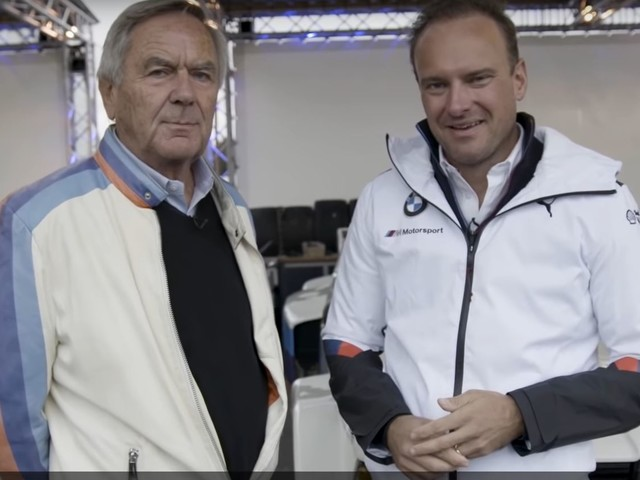 Video: BMW M CEO interviews Jochen Neerpasch, talks about first M cars