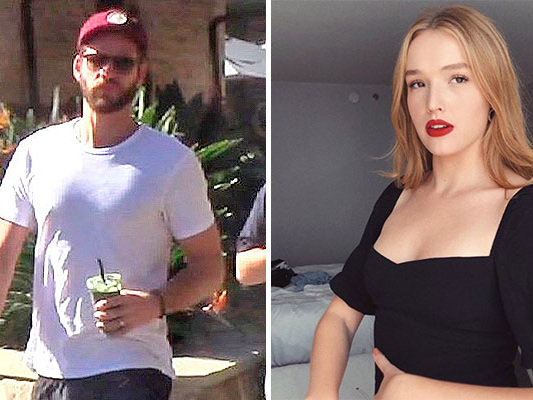 Liam Hemsworth Has Moved On From Miley With Maddison Brown From CW's Dynasty
