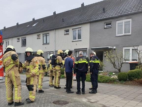 Hengelose keuken verwoest door vergeten pannetje op het vuur