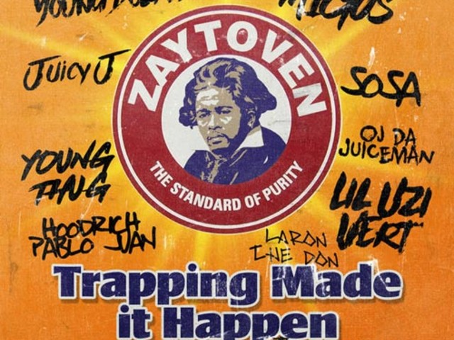 Zaytoven Drops 'Trapping Made It Happen' Project
