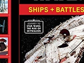 Review - The Moviemaking Magic of Star Wars: Ships & Battles