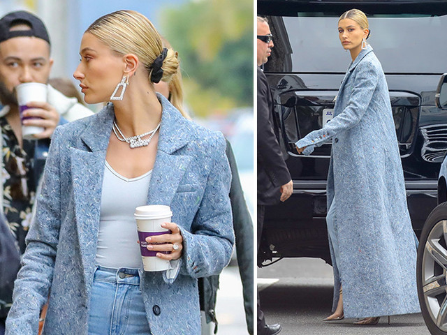 EXCLUSIVE VIDEO - We Asked Hailey Why She And Justin Are Postponing Their Wedding ... Watch!