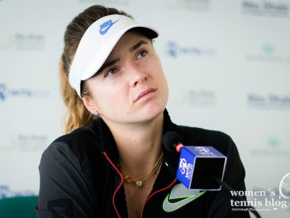 Svitolina admits motivation slump caused by lower prize money