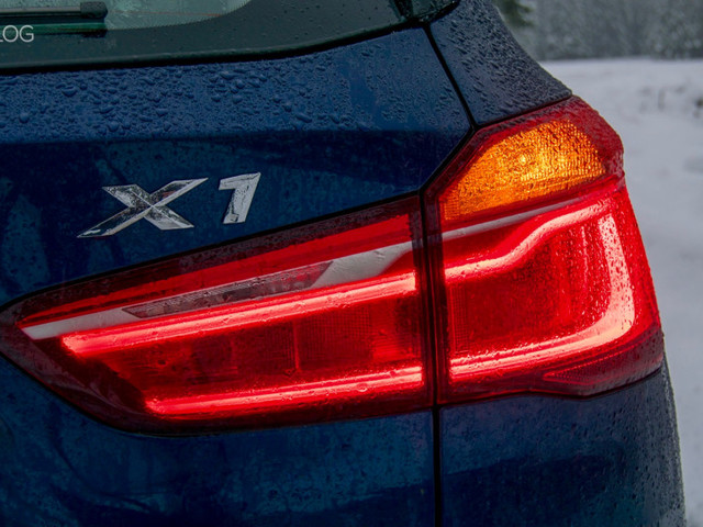 BMW recalls X1 crossovers for dangling taillights