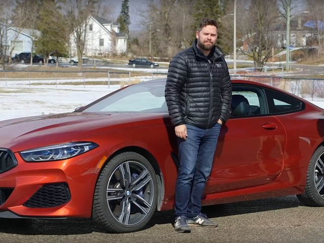 Video: BMW M850i xDrive Review Dubs It King of the Road