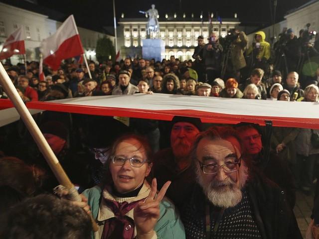 'Polen kennen hun grondrechten niet goed'