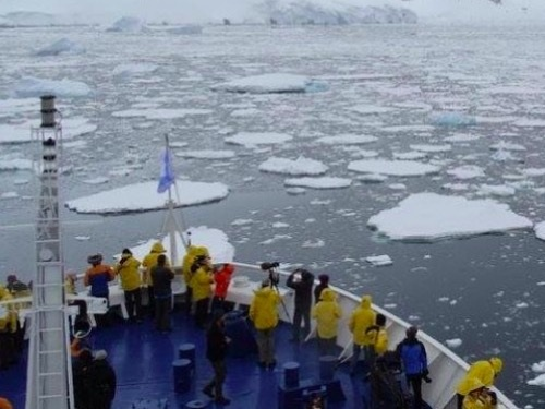 Vakantiebeurs Bijzondere Reizen laat je naar Antartica reizen