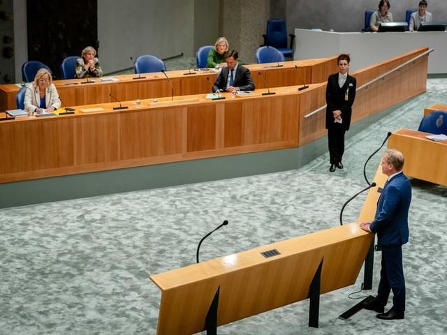 Omtzigt tijdens Afghanistandebat: 'Vertrouwen Rutte en Kaag elkaar nog?'