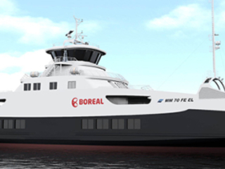 VARD to build electric ferry for Boreal