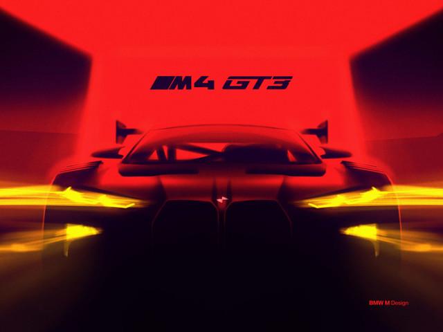 BMW Team Schnitzer will partake in developing new BMW M4 GT3