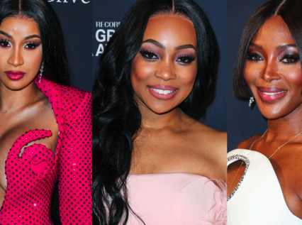 Who Looked More Bangin' At Clive Davis' Pre-Grammy Gala?