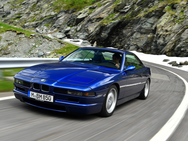 How Did the E31 BMW 850i Stack Up Against the Porsche 928 GTS?