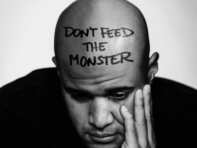 Homeboy Sandman & Quelle Chris Join Forces for 'Don't Feed the Monster' Album