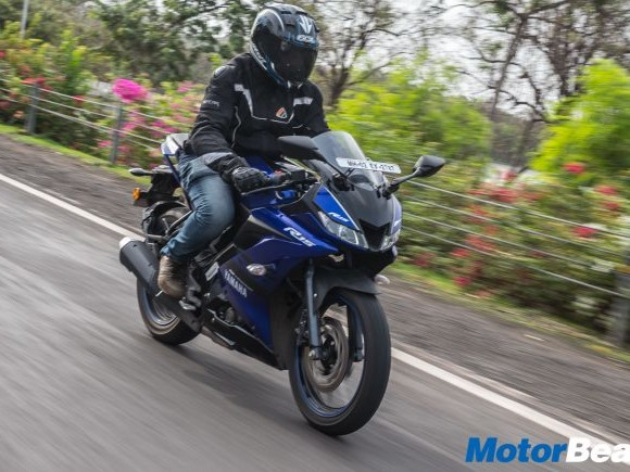 Yamaha R15 V3 Video Review