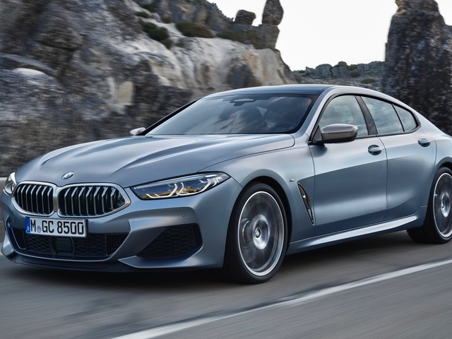 2020 BMW 8 Series Gran Coupe is ready to battle the Porsche Panamera