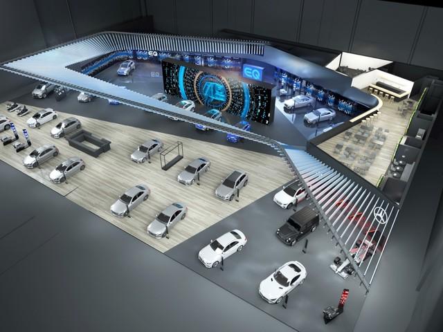 Next-Gen Mercedes-Benz B-Class heads to Paris
