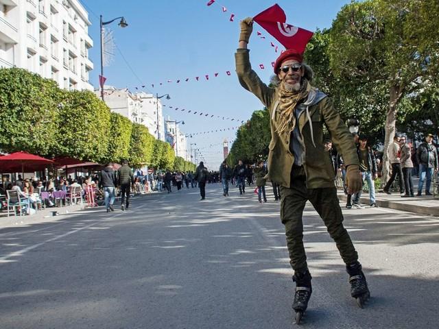 In Tunesië heeft de grootste moslimpartij afscheid genomen van de politieke islam
