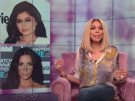 Wendy Williams Hot Topics Says She's Always Liked Kim Kardashian (Chooses Over Kylie) [Video]