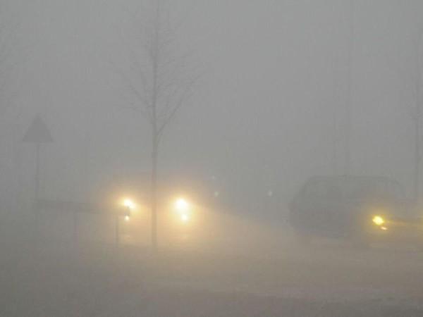 KNMI geeft met 'code geel' waarschuwing: slecht zicht door mist