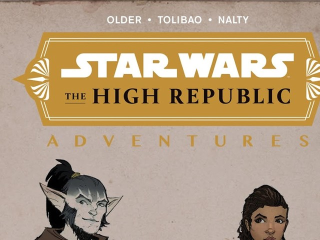 Star Wars: The High Republic Adventures Brings a Rich New Era of the Jedi Knights to Comic Books