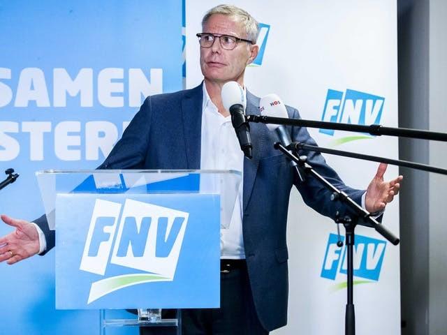 FNV stemt in met pensioenhervorming