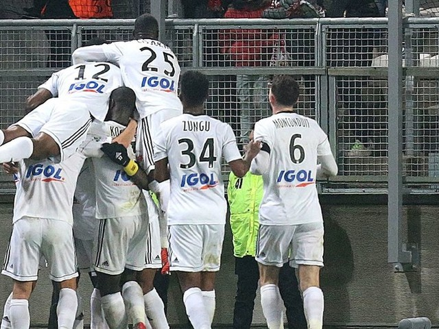 AS Monaco laat punten liggen