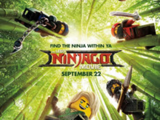 "Movie Review: The Lego Concept Is Wearing Thin, But ""Ninjago"" Has More Than Enough Laughs"