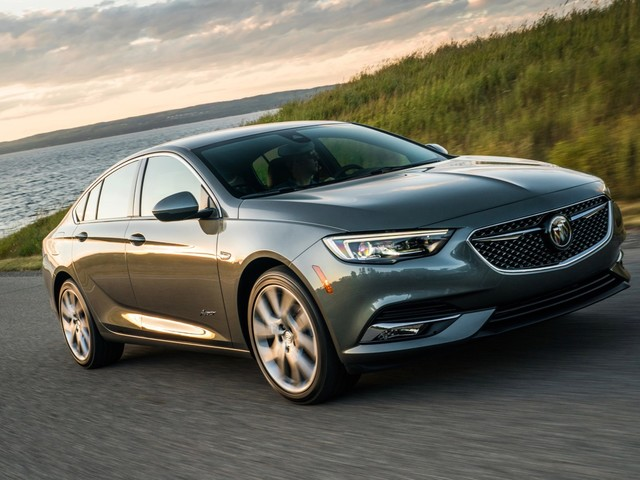 Buick Regal is dead after 2020