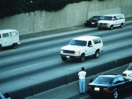 The Jokes Write Themselves: Ford To Debut The New Bronco On O.J. Simpson's Birthday