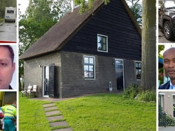 Dubbele moord vakantiehuisje Hooge Zwaluwe: overleg achter gesloten deuren over 'nieuwe informatie'