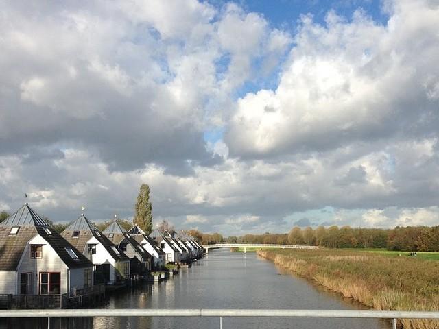 Eerste miljoenenbuurt in Almere