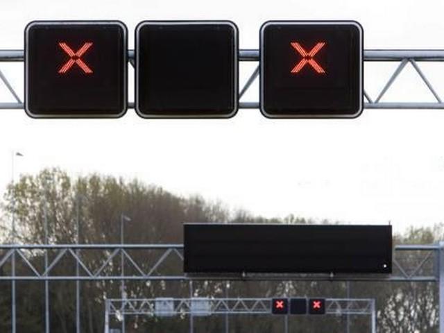 A28 bij Assen dicht door ongeluk