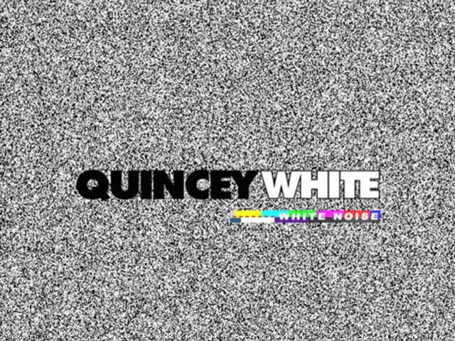 Quincey White Drops 'White Noise' EP