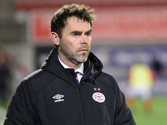 Jong PSV maakt kansen niet af en speelt gelijk tegen Go Ahead Eagles