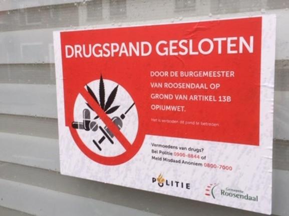 Speeltuinlab Roosendaal: celstraffen geëist tegen gezin en drugsproducent