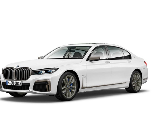 Here it is: The BMW 7 Series Facelift – Front, Rear, Side Views