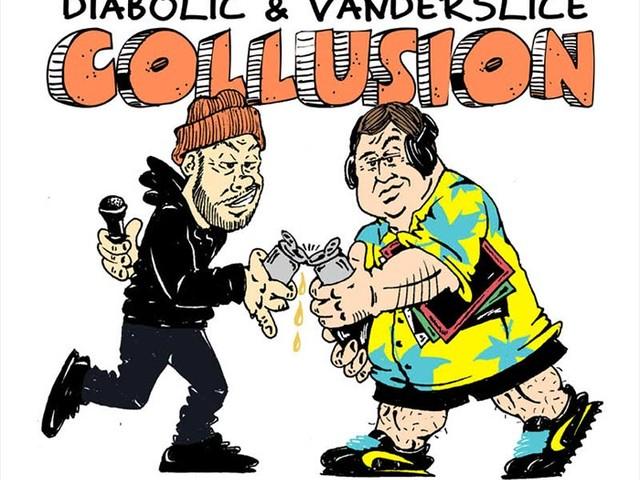 Diabolic & Vanderslice Release 'Collusion' Album